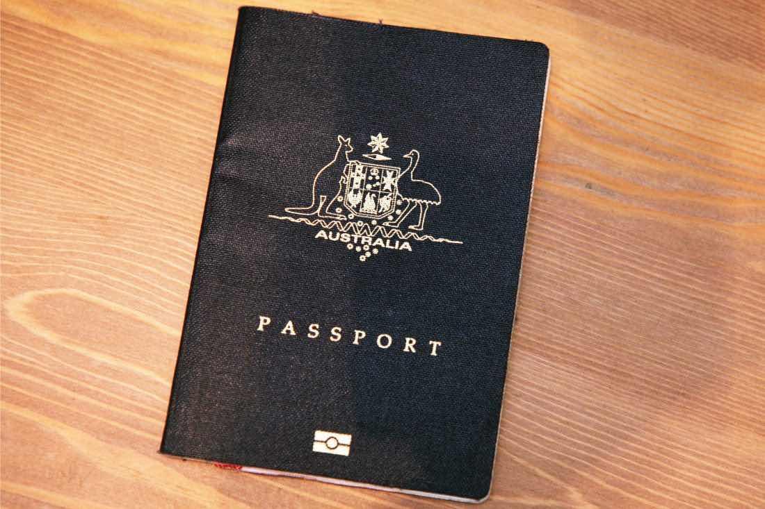 Australian resident for tax purposes