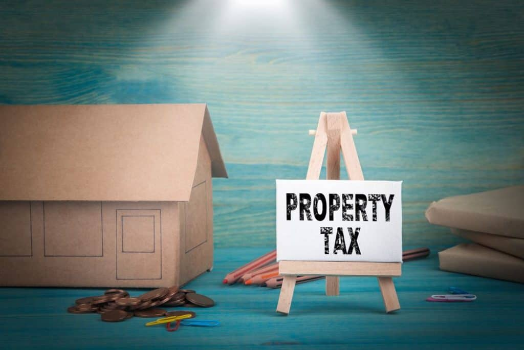 property tax