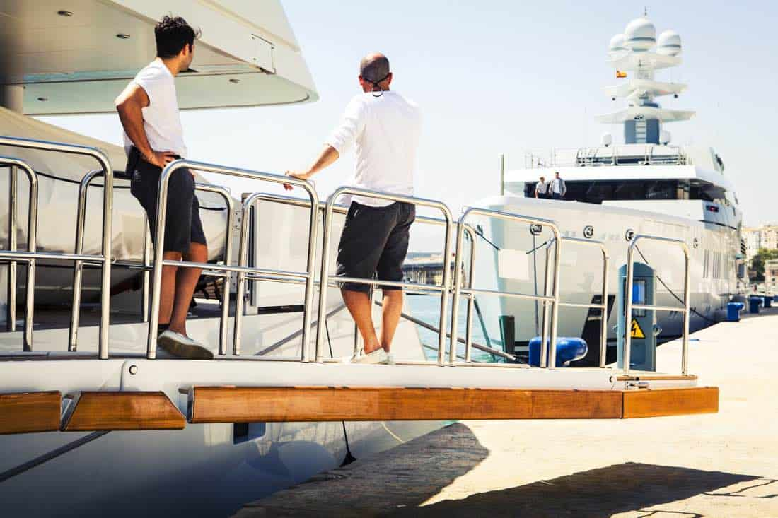 Super Yacht Crew Is My Income Tax Free Expat Tax Services Australia