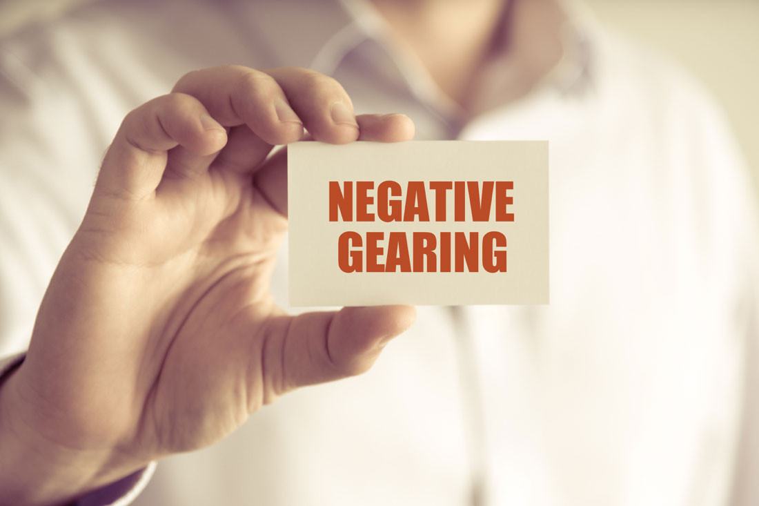 Is negative gearing available to Australian expats?